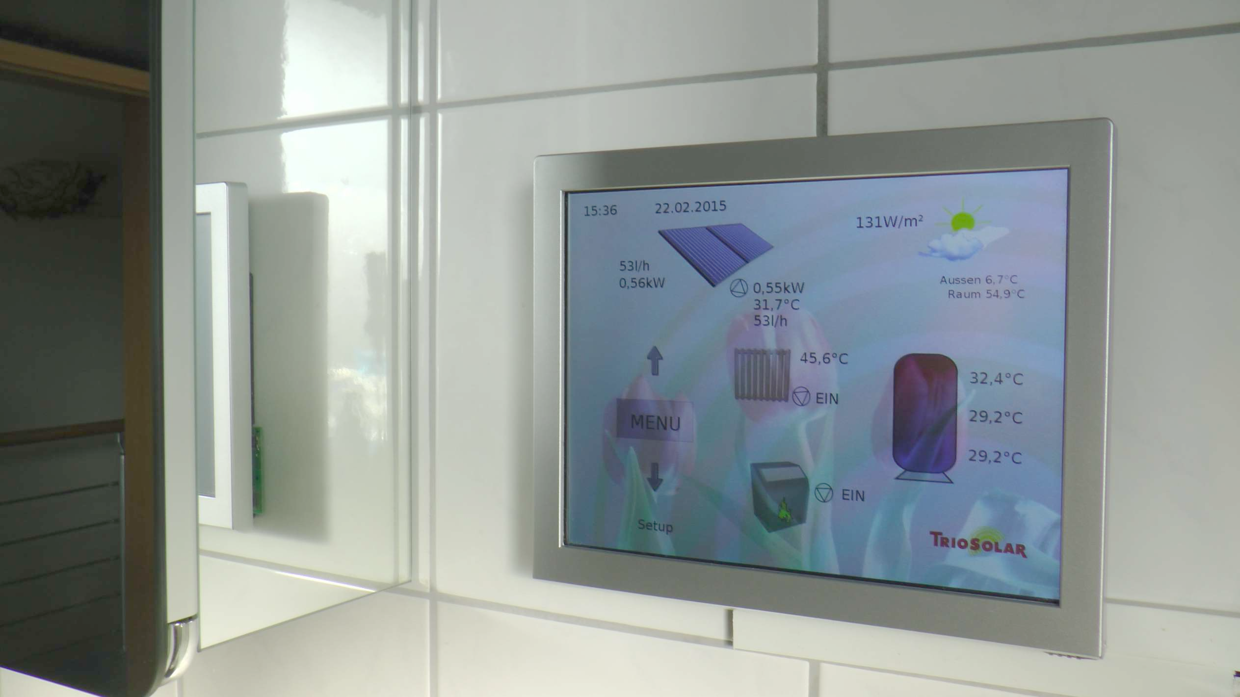 TrioSolar_TouchScreen